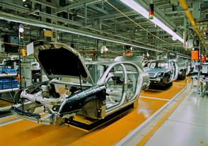 auto plant