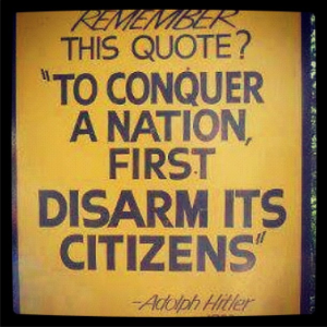 disarm citizens quote