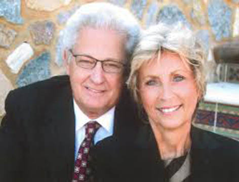 The Hobby Lobby CEO (left) and his wife