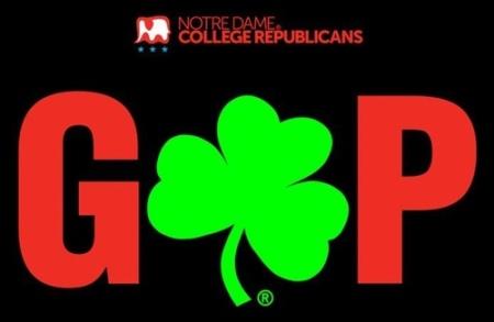 notre dame college republicans