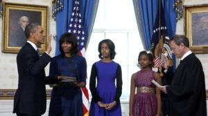 Obama_swearing-in blue room