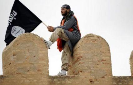 al qaeda black flag