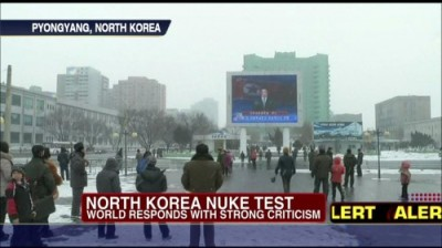 north korea nuke response
