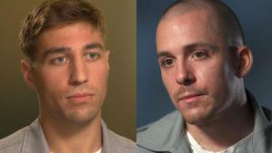 Ryan Ferguson, left, and his accuser, Charles Erickson (CBS News/48 Hours)